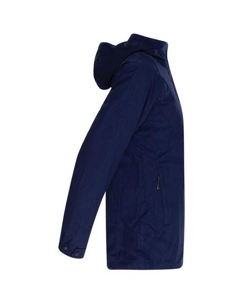 K-Way Women's Libra 3 in 1 Jacket -  navy-midblue