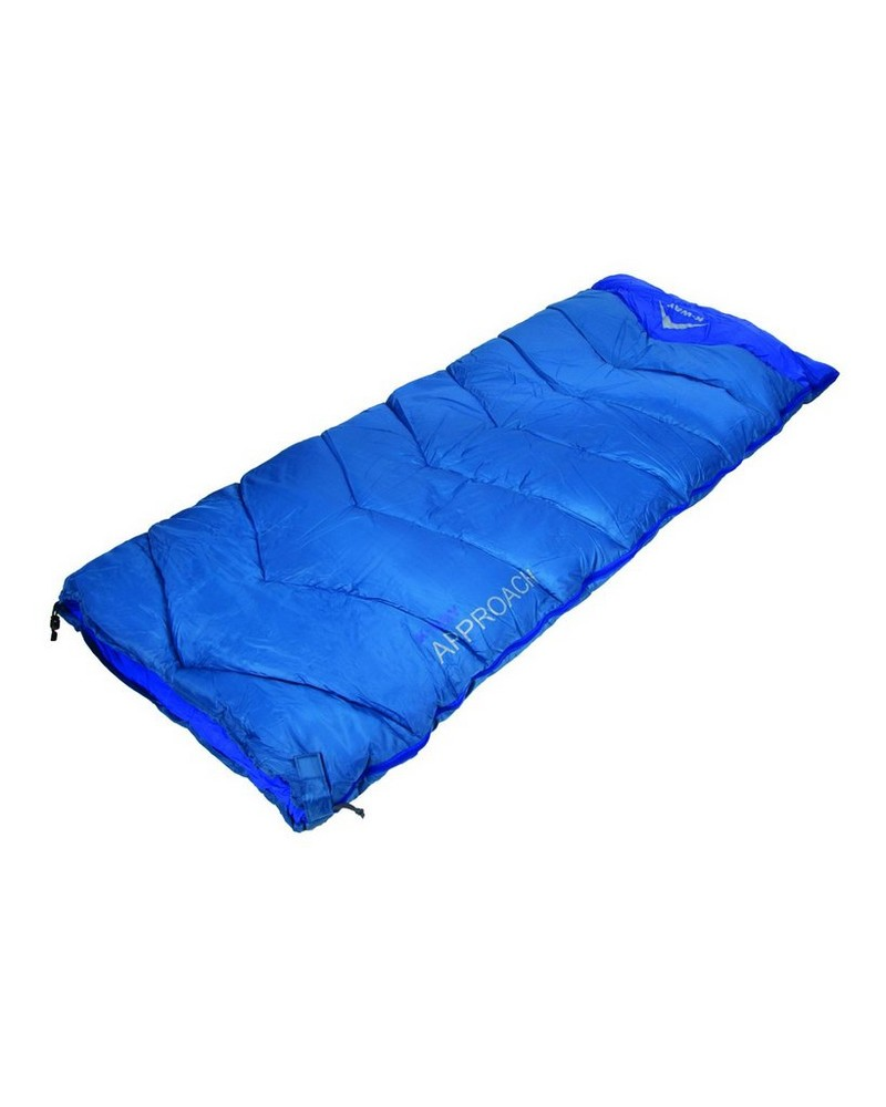 The K-Way Approach Sleeping Bag -  blue-blue