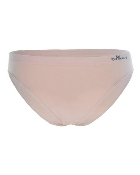 Boody Women's Classic Bikini -  nude