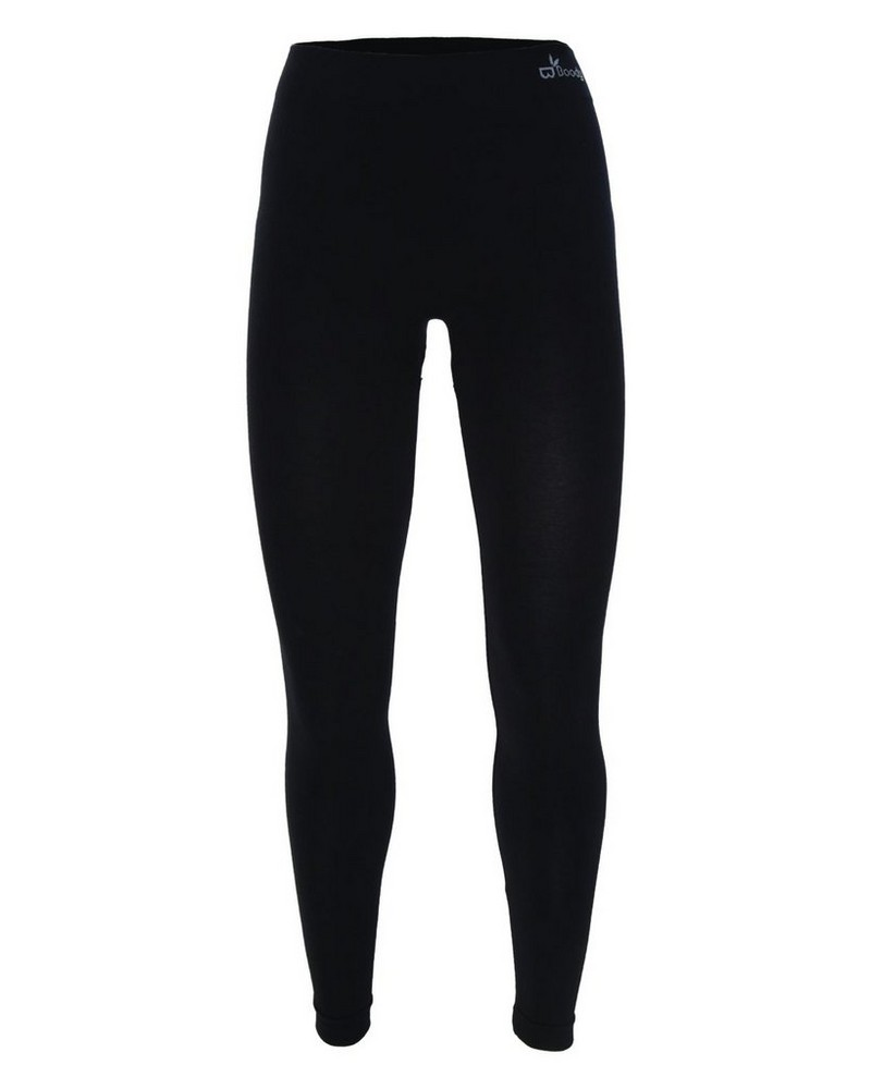 Boody Womens Full Leggings -  black