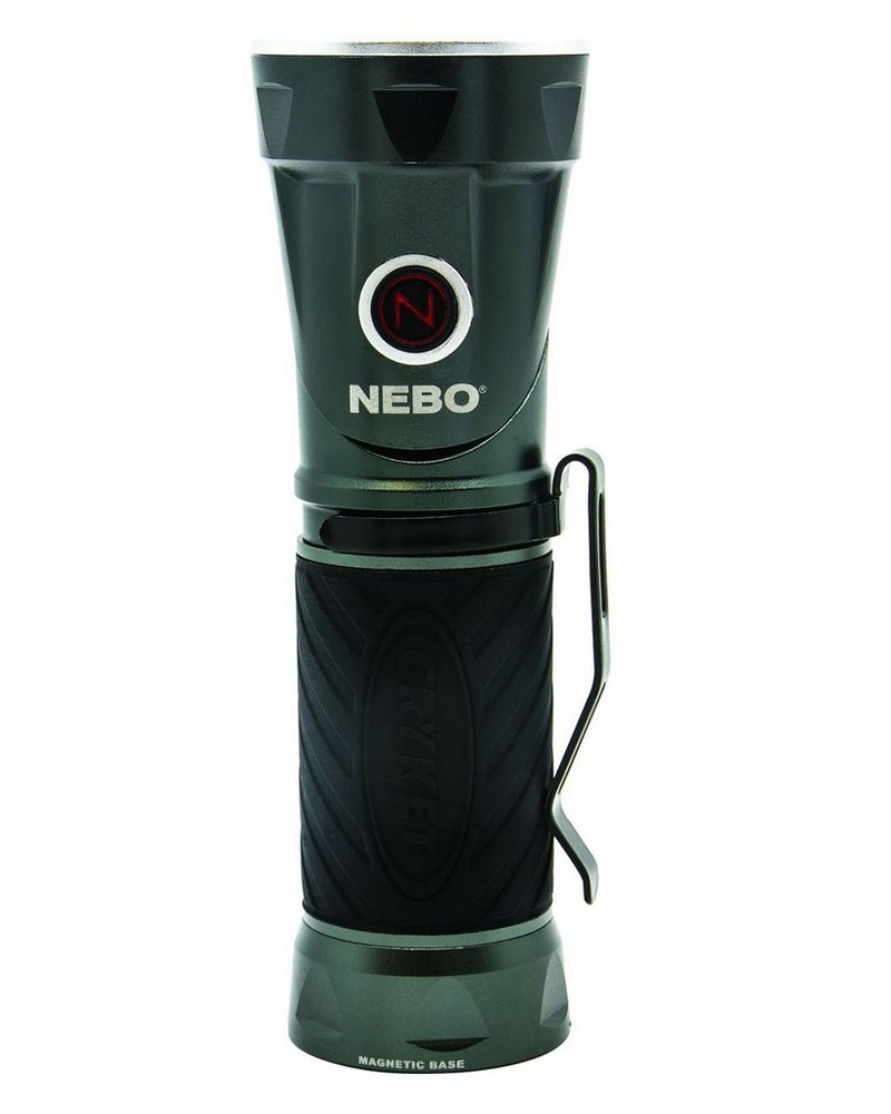 Nebo Cryket Torch  -  black