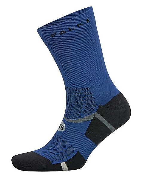 Falke Unisex Mountain Bike Socks -  black-blue