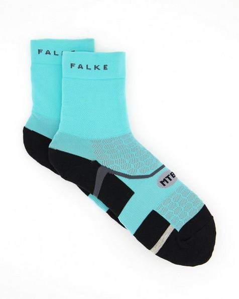 Falke Unisex Mountain Bike Socks -  aqua