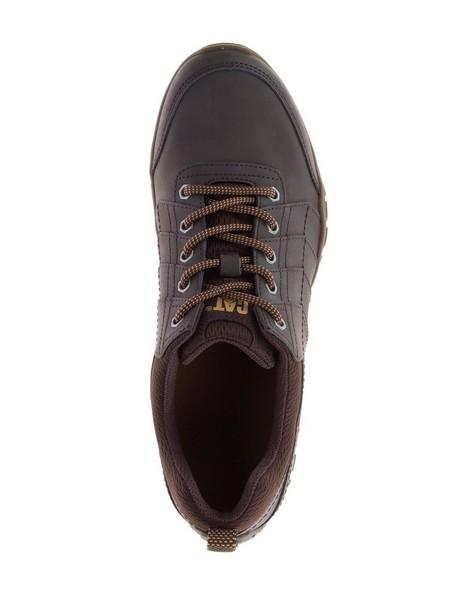 Caterpillar Instruct Shoe Mens -  brown-brown