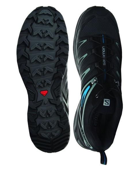 Salomon Men's X Ultra 3 Shoes -  black-blue