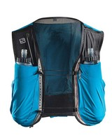 Salomon S-Lab Sense Ultra 8 Set Hydration Pack -  blue-black