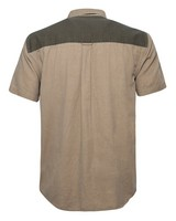 CU & Co Men's Dominic Shirt -  khaki-olive
