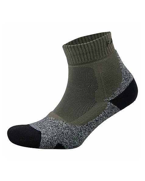 Falke Unisex AH1 Low Cut Cool Socks -  olive