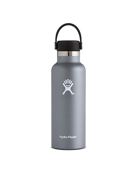 Hydroflask 532ml Standard Mouth Flask -  graphite