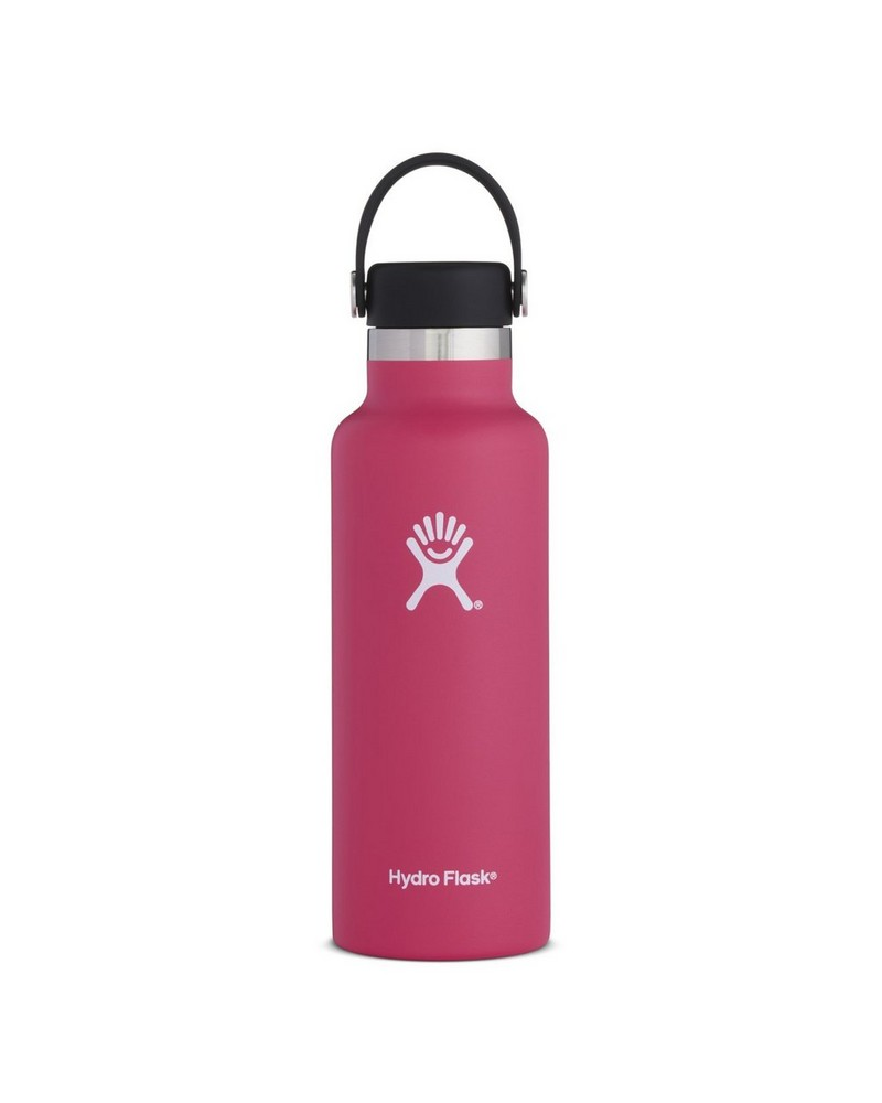 Hydroflask 532ml Standard Mouth Flask -  watermelon