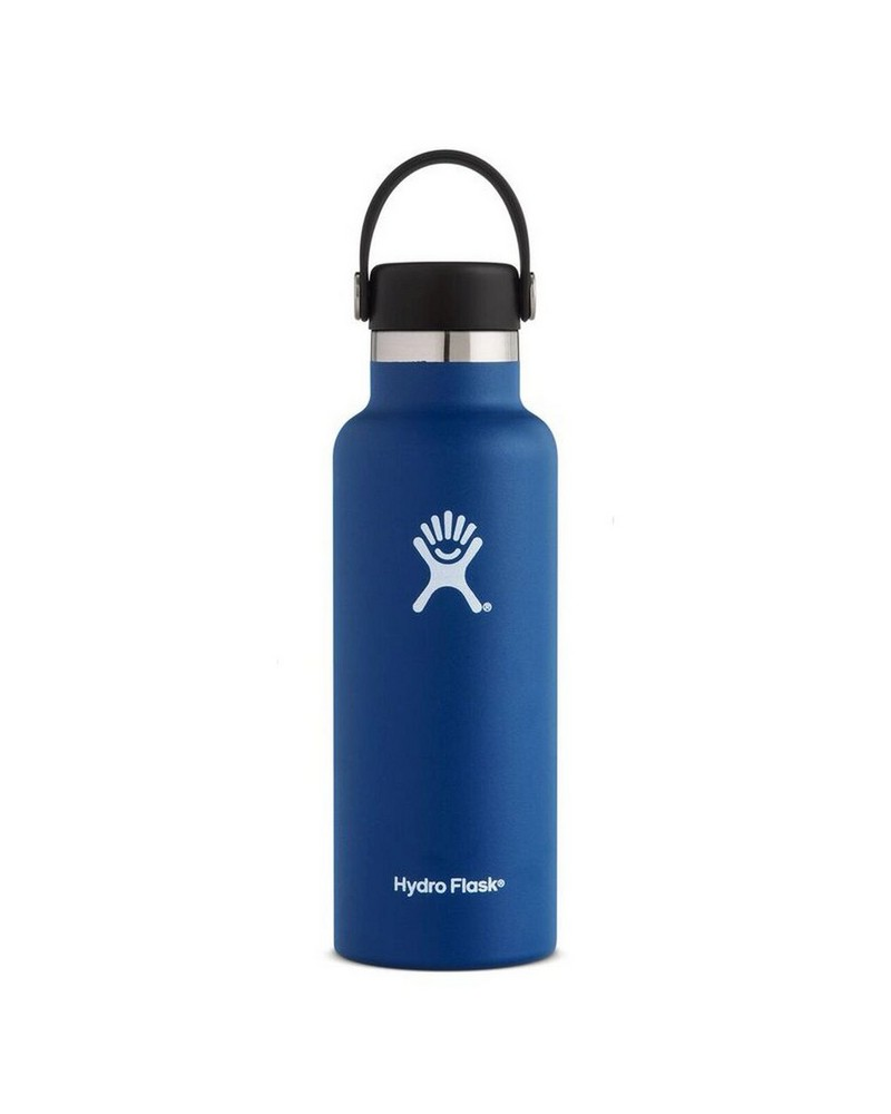 Hydroflask 532ml Standard Mouth Flask -  navy