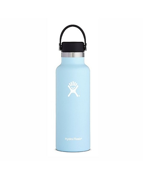 Hydroflask 532ml Standard Mouth Flask -  iceblue