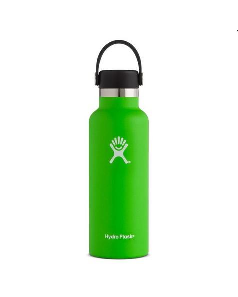 Hydroflask 532ml Standard Mouth Flask -  lightgreen