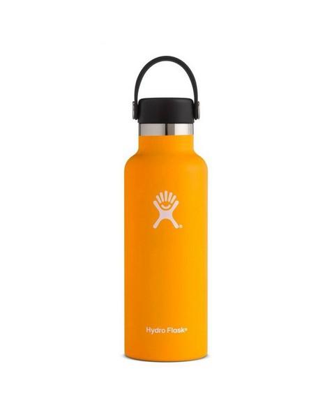Hydro Flask 532ml Standard Mouth Flask -  yellow