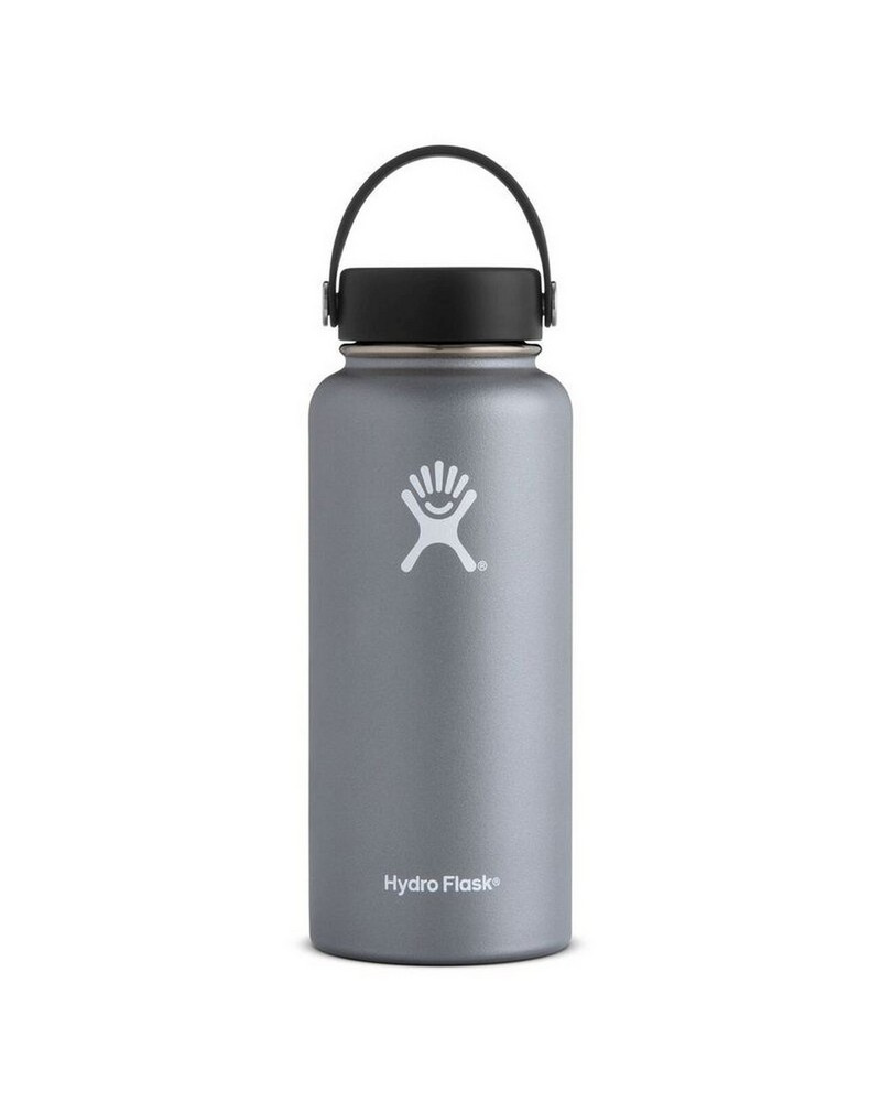 Hydro Flask 946ml Wide Mouth Flask -  graphite