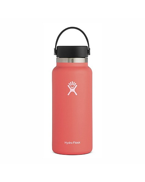 Hydro Flask 946ml Wide Mouth Flask -  coral