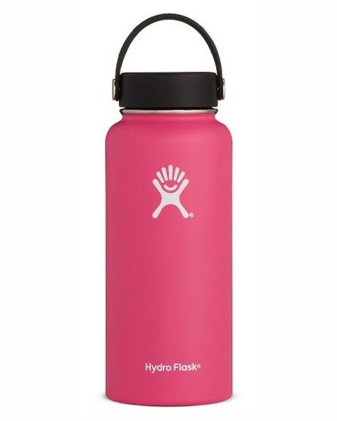 Hydro Flask 946ml Wide Mouth Flask -  watermelon