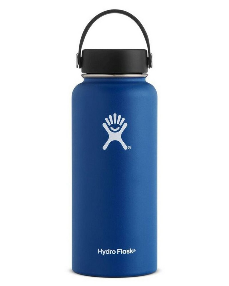 Hydro Flask 946ml Wide Mouth Flask -  navy