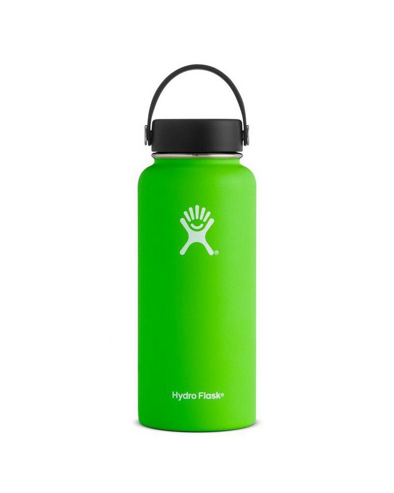 Hydro Flask 946ml Wide Mouth Flask -  green