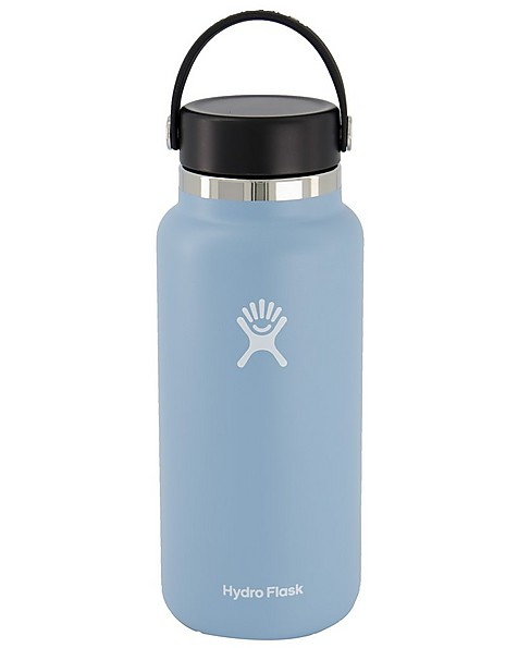 Hydro Flask 946ml Wide Mouth Flask -  cloudblue
