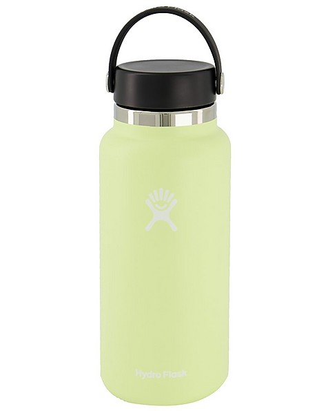 Hydro Flask 946ml Wide Mouth Flask -  lemon