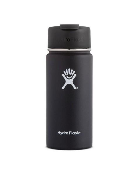 Hydro Flask 473ml Wide Mouth Coffee Mug with Flex Sip™ Lid -  black