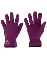 K-Way Touch Kinzer 18 Glove -  berry-darkmagenta