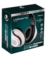 Volkano Impulse Over-Ear Headphones -  white
