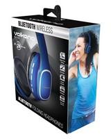 Volkano Phonic Over-Ear Headphones -  blue