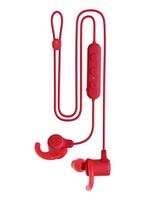Skull Candy JIB Wireless Earphones -  black-red
