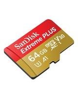 Sandisk Micro SDHC Extreme Plus 64GB -  nocolour