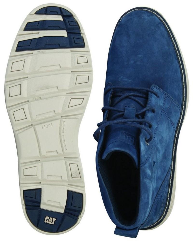 Caterpillar Trey Boot Mens -  blue