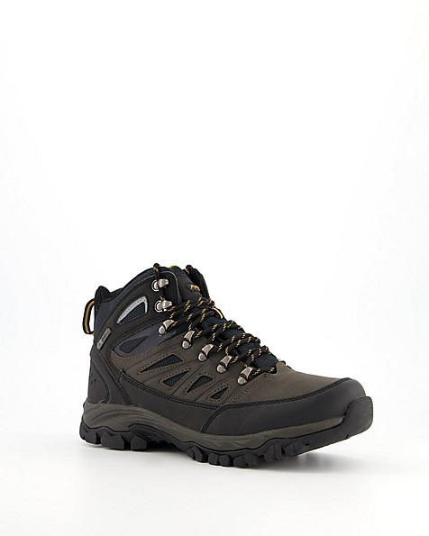 K-Way Elements Nova Boot Mens -  brown