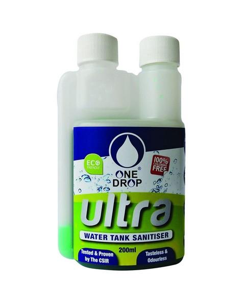 One Drop Water Purifier 200ml -  nocolour