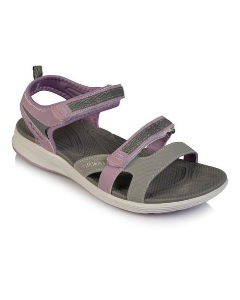 K-Way Manilla Sandal Ladies -  lilac-lightgrey