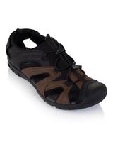 K-Way Fiji Sandal Mens -  black-brown