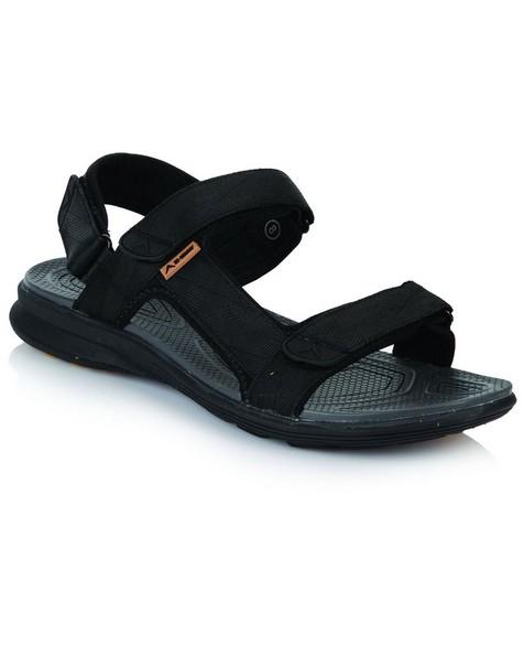 K-Way Re-Fresh Sandal Mens -  black-black