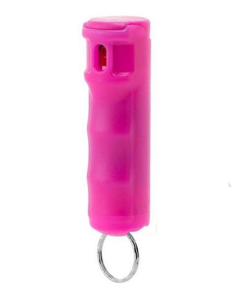 Mace KeyGuard Hard Case Pepper Spray -  pink