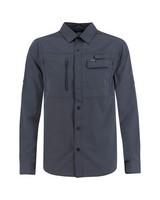 K-Way Men's Explorer Tredou Long Sleeve Shirt  -  graphite