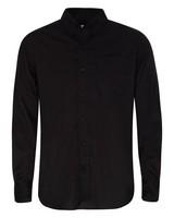 K-Way Men's Explorer Rawda Long Sleeve Shirt -  black