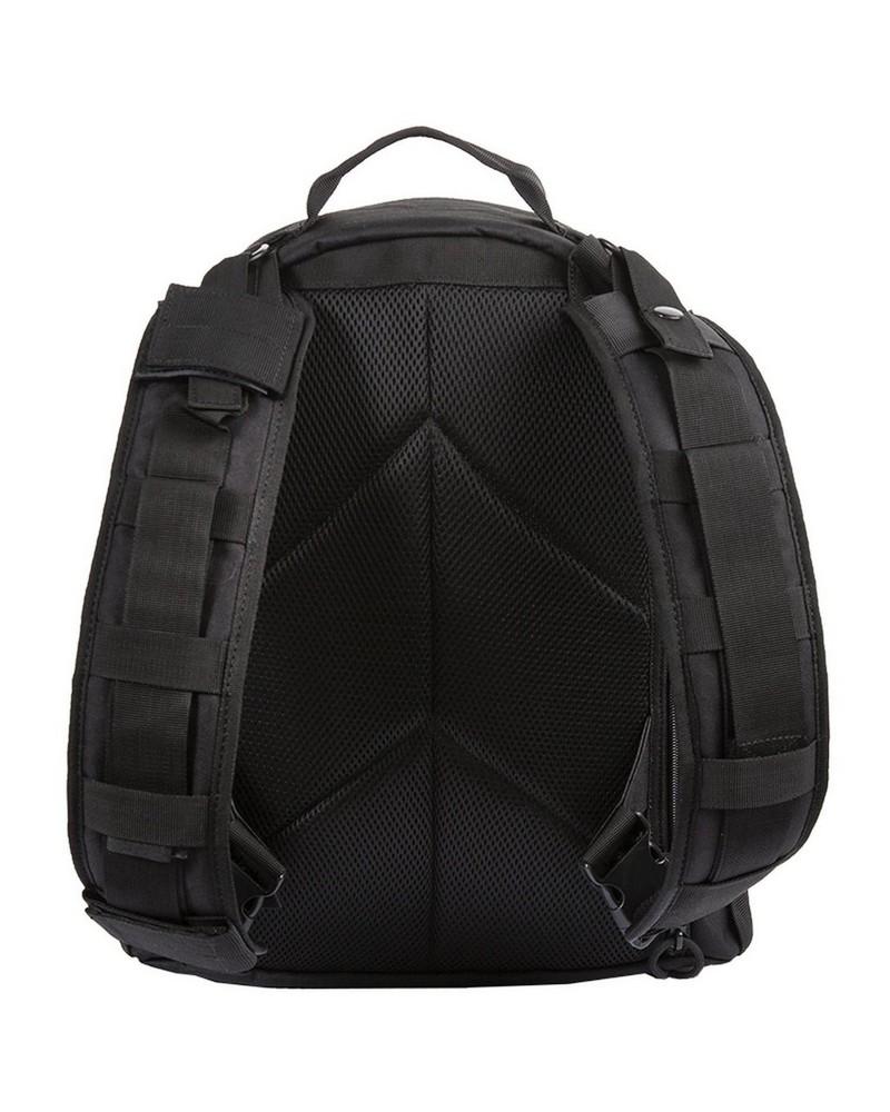 K-Way Huey 25L DayPack -  black-black