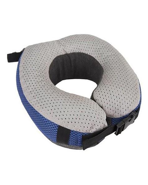 Travelon Memory Gel Foam Pillow -  charcoal