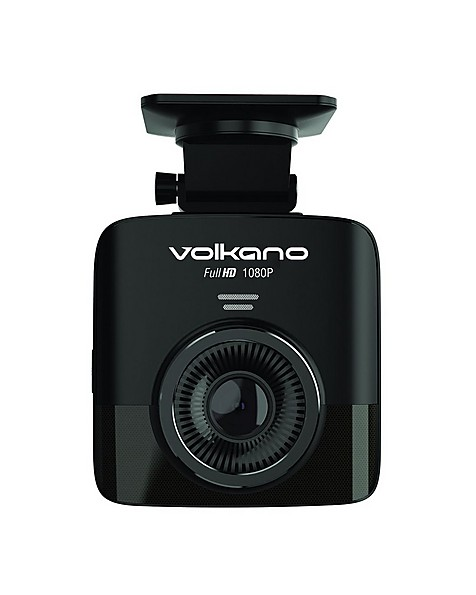 Volkano Transit Series 1080P Dash Camera -  nocolour