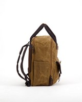 Arthur Jack Griffith Backpack -  brown-brown