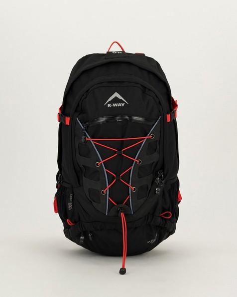 K-Way Expedition Series Kilimanjaro 35L DayPack -  black-red