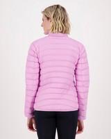 K-Way Women's Swan '18 Down Jacket -  flamingo