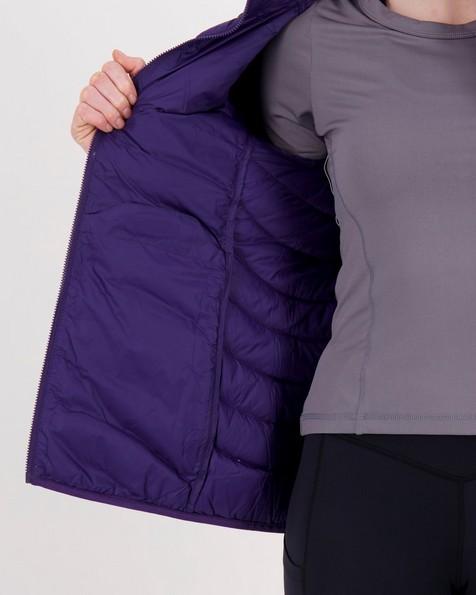 K-Way Women's Swan '18 Down Jacket -  indigo