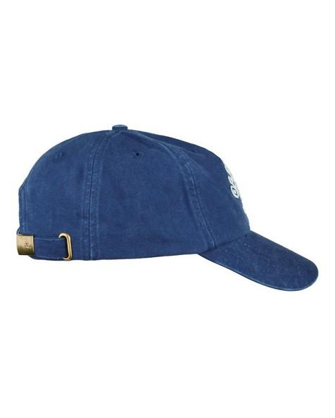 Old Khaki Men's Gavin Branded Peak Cap -  navy-navy