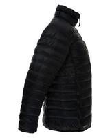 K-Way Men's Drake '18 Down Jacket -  black-darkcharcoal
