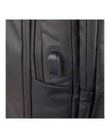 K-Way Power Roller Backpack -  black-black